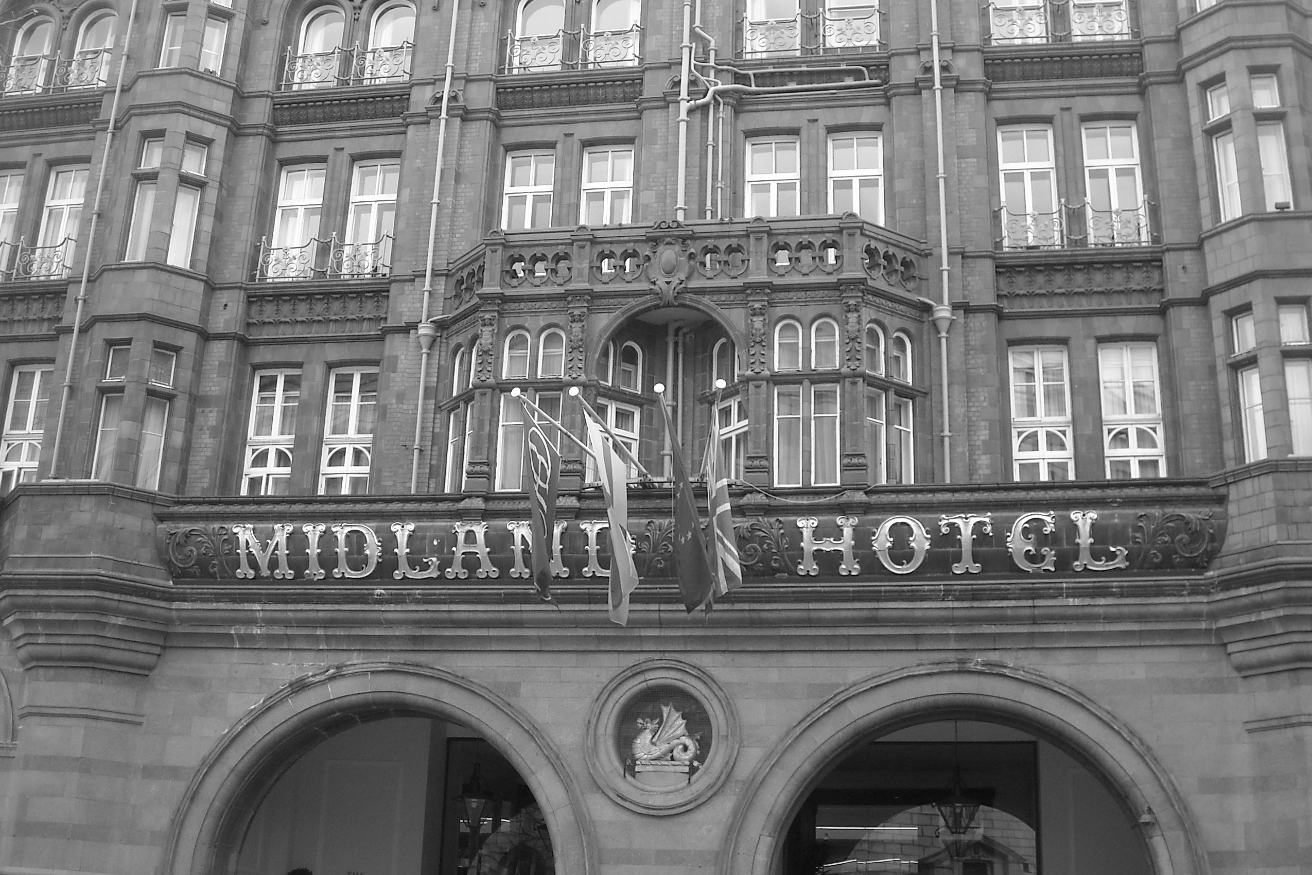 the midland hotel in london essay Reviews of hotels in the midlands from the good hotel guide, the uk's leading independent accommodation site written and edited by trusted experts.