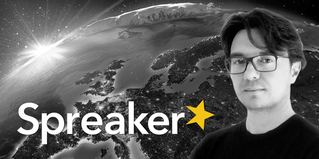 Francesco Baschieri from Spreaker