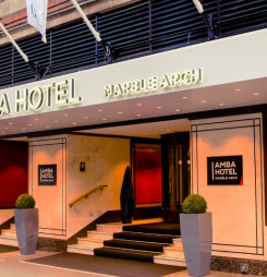 Amba Hotel Marble Arch is The Venue