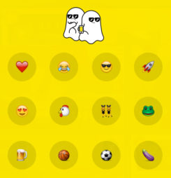 Hosting a Blab.im Snapchat Party Using Emoji Passcode