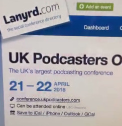 How to Use Lanyrd; The Social Conference Directory