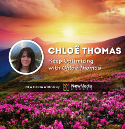 Keep Optimizing with Chloe Thomas