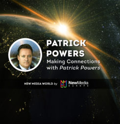 Making Connections with Patrick Powers