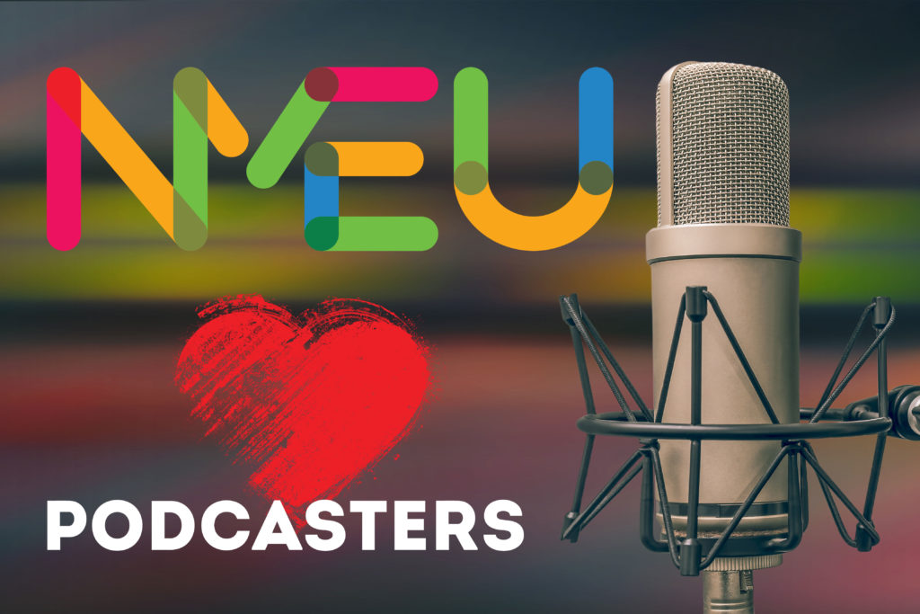 New Media Europe loves Podcasters