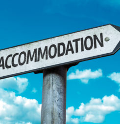 Your Accommodation for #NMEU