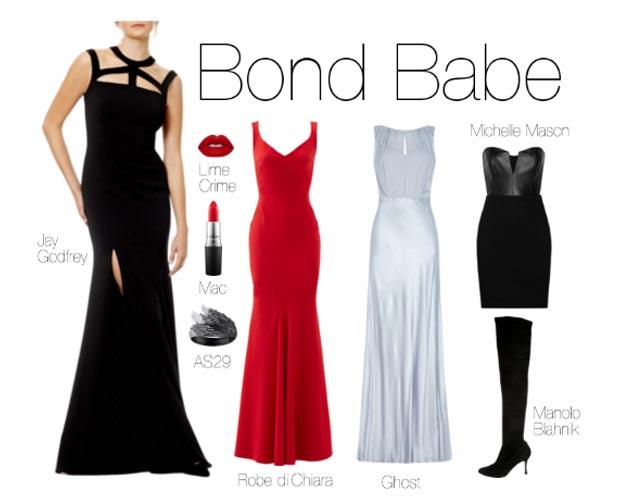 Confessions Of A Bond Girl Killer Dresses For Black Tie