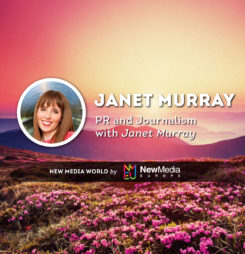PR and Journalism with Janet Murray