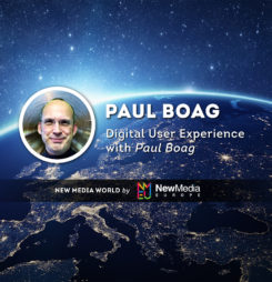 Digital User Experience with Paul Boag