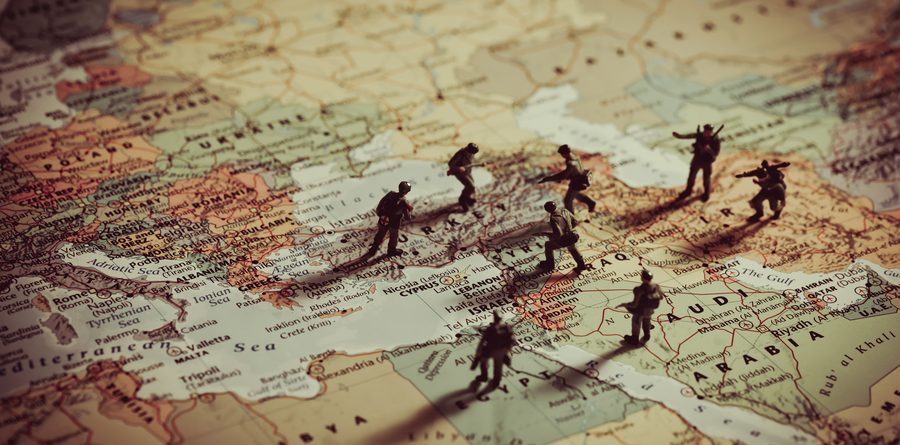 Would Entrepreneurs Engage in War?