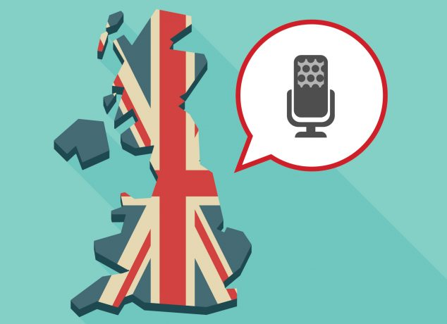 What are the best British podcasts?