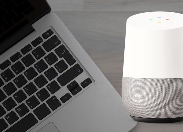 Google Assistant (aka Google Home) works on a Mac