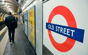 London startup scene