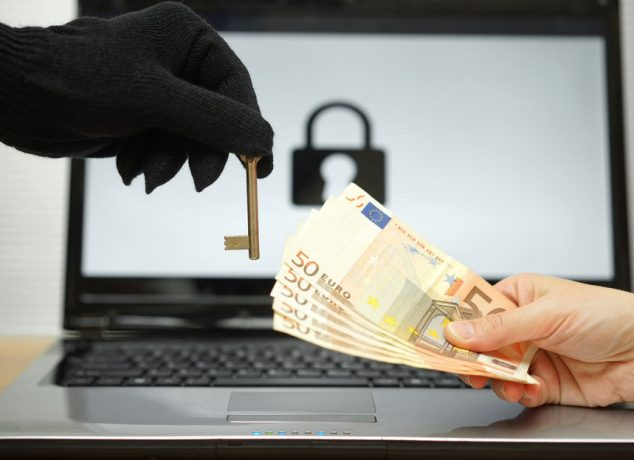 Ransomware can remove access to all your data